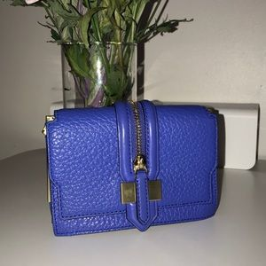 Rebecca Minkoff Small Crossbody/Clutch, Blue